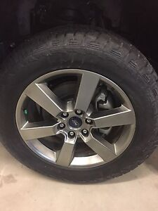 FX4 rims and tires