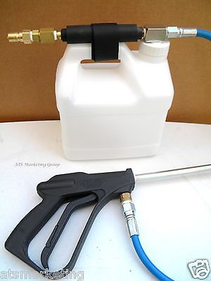 Carpet Cleaning - High Pressure Inline Injection Sprayer Hose