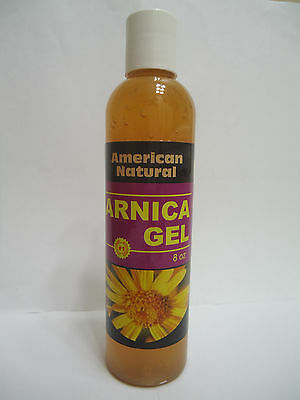 ARNICA MONTANA GEL 8Oz PAIN RELIEF BRUISES MUSCLE ACHES
