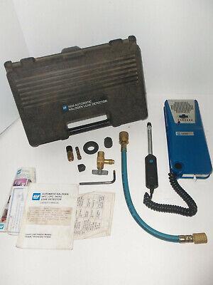 Tif 5650 Automatic Halogen Leak Detector Hvac Tool W Manual In Prot Case Works