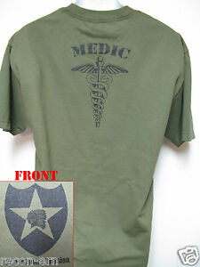 2nd-I-D-T-SHIRT-MEDIC-COMBAT-MILITARY-T-SHIRT-NEW