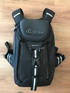 Near New Icon Motorcycle Backpack