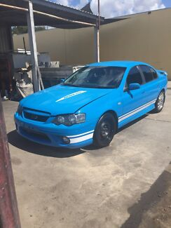 Ford Falcon Idalia Townsville City Preview