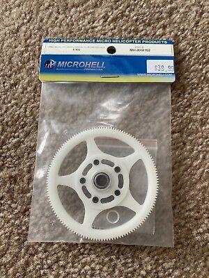 Microhli Precision CNC Main Gear/Auto-Rotation Hub for X-400 400 Main Gear