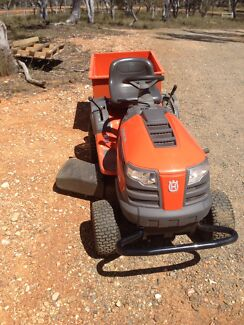Husqvarna Lawn Tractor - LT19538 - 19.5 Hp - 38 inch cut Bungendore Queanbeyan Area Preview