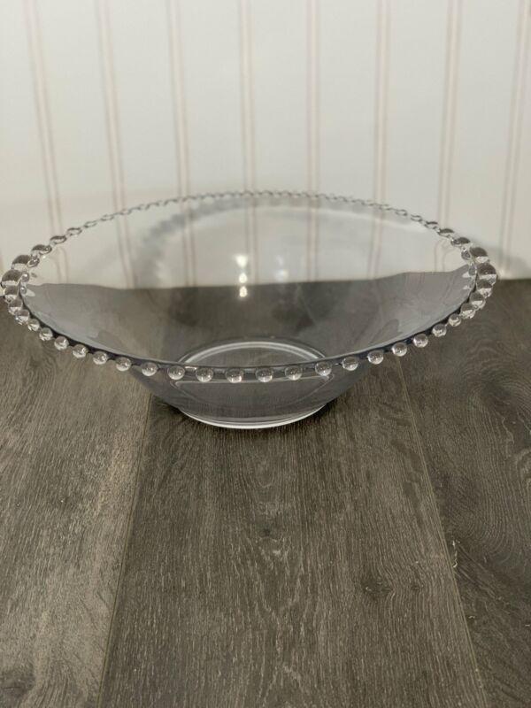 Vintage Candlewick Bowl