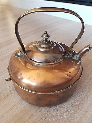 Antique Prometheus Copper Kettle
