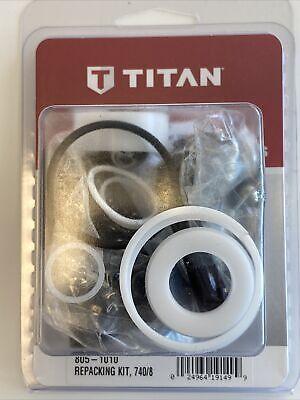 Titan Speeflo 805-1010 Or 8051010 Piston Repacking Kit Genuine Titan