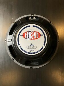 Eminence Legend 1218 Guitar amplifier speaker