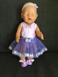 BABY BORN DOLLS CLOTHES Deception Bay Caboolture Area Preview
