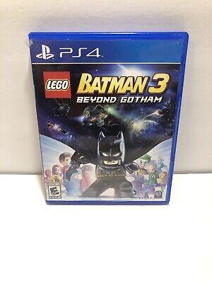 LEGO Batman 3: Beyond Gotham (Sony PlayStation 4) PS4