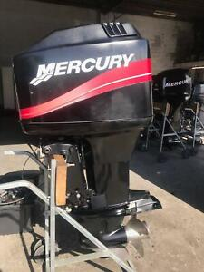 140hp Mercury Outboard Southport Gold Coast City Preview