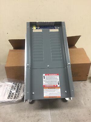 Square D 100amp Panel Board Nqod424l100 Nib 24 Circuit Pole