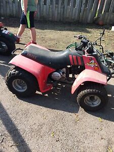 Selling a 4wheeler and a baja