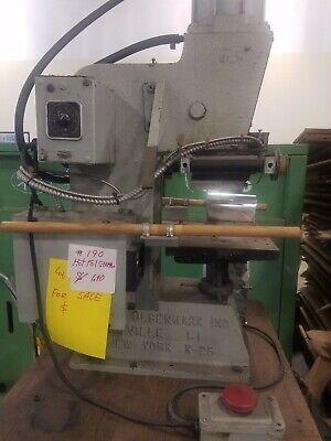 Hot Foil Stamping Machine Kensol Olsenmark Mdl. K25 W Stand