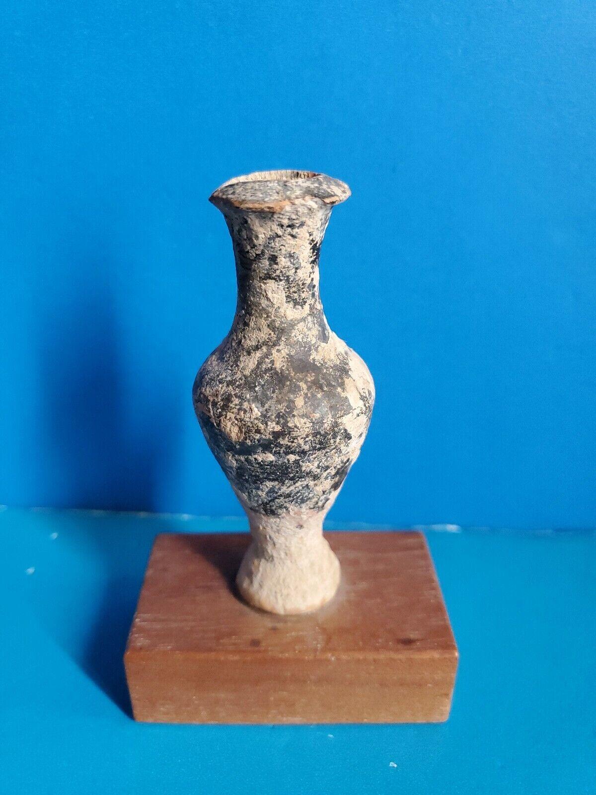 Ancient Greek Vase 500 BC Antique