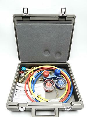Robinair 48510 R134a Manifold Set W 72 Hoses