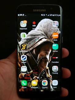 Wanted: Galaxy S7 Edge