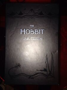 The Hobbit Limited Edition Collectors Box Book Set