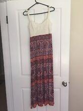 Bohemian Style  Long Dress - Size 8 Medlow Bath Blue Mountains Preview