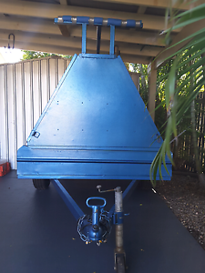 Box trailer with canopy. Deception Bay Caboolture Area Preview