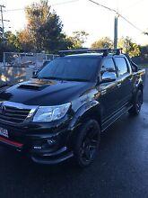 2014 black edition Toyota hilux Bald Hills Brisbane North East Preview