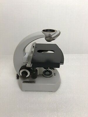 Zeiss Standard Microscope Stand With Stage Turret Field Diaphragm Accessories