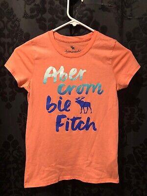 Girls Abercrombie Kids Top Shirt Size 11/12