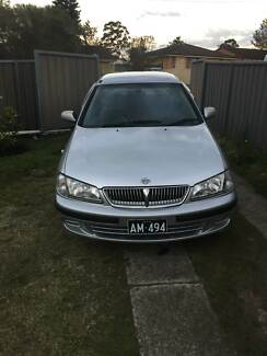 2002 Nissan Pulsar LX Manual Woodberry Maitland Area Preview