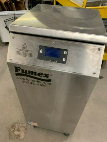 Fumex Fume Extractor Air Filter, Model FA2SSD