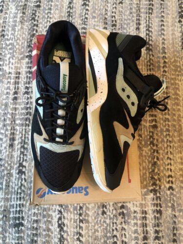 """Saucony x Sneaker Freaker Grid 9000 """"Bushwacker"""" – Size 12"""