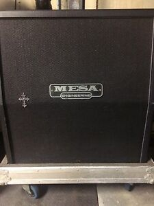 Mesa oversized cab with v30speakers 600$