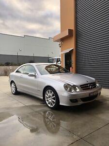 2007 Mercedes-benz Clk350 Avantgarde 7 Sp Automatic G-tronic 2...