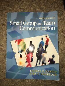 Small Groups & Team Comm 5th W/ Wesska Oral Presentation Ed: 5