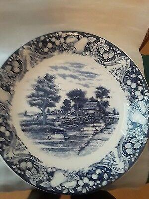 Декоративные тарелки Big Decorator Bowl With
