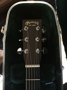 Martin HD-28 to trade for 2 Fender Stratocasters of equal value