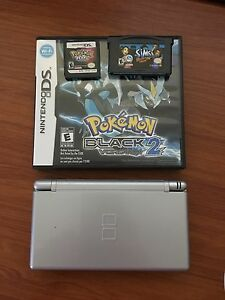 Nintendo DS Lite +3 Games