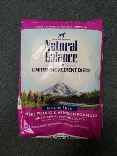 Natural Balance L.I.D. Limited Ingredients Diets Sweet Potat