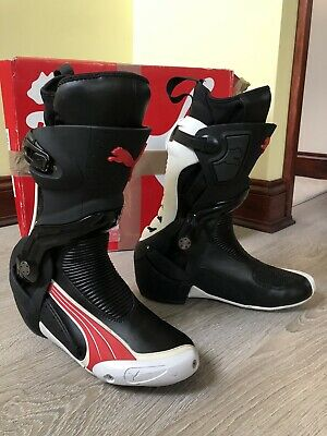 PUMA 1000 V2 MOTORCYCLE BOOTS UK6.5 EU40 (not Sidi, Alpinestars, tcx)