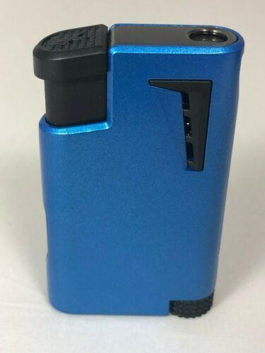 Xikar - XK1 Lighter - Single Jet Flame - Blue 555BL -BRAND NEW