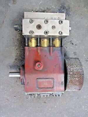 Pompe Piston Pump No Tag 1031107j Used