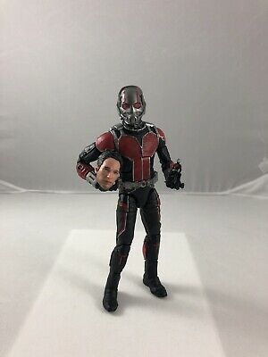 "ML308 Scott Lang Antman v2 Endgame Custom Cast head use with 6/"" Marvel Legends"