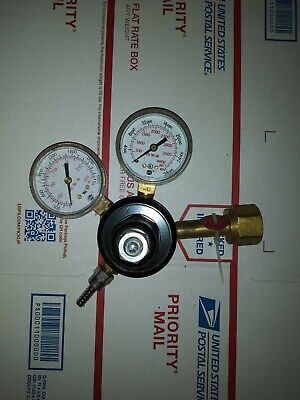 Co2 Regulator Sodabeer Systems Tested With Co2 Tank 0-150 Adjustable Pressure
