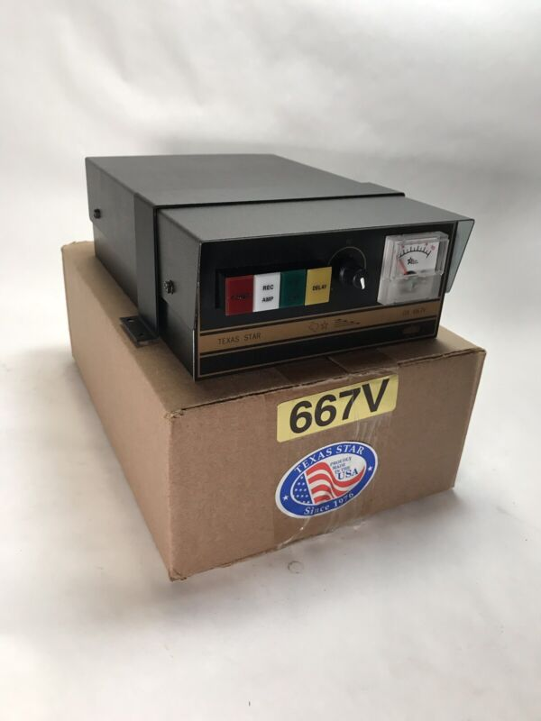 TEXAS STAR DX-667V 2879 transistors CW AMPLIFIER Amp BRAND NEW! FAST SHIP!!