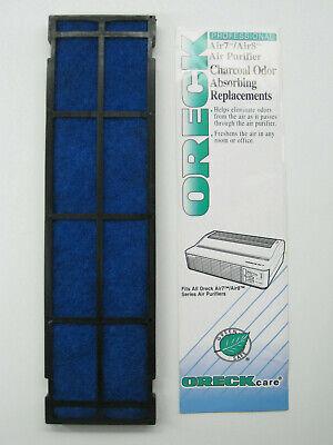 Oreck XL AIR8SD Professional Air Purifier Charcoal Odor Absorbing Blue Filter