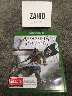 Assassin's Creed IV Black Flag (XBOX ONE) East Cannington Canning Area Preview