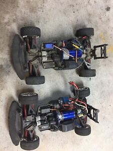 Traxxas brushless rc cars and slash