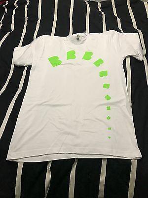 Beme BEME News American Apparel White T-shirt - Casey Neistat Social Media Promo
