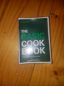 Thermomix basic cook book chip Christie Downs Morphett Vale Area Preview