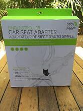 Baby Jogger Car Seat Adaptor Single City Black Flinders View Ipswich City Preview